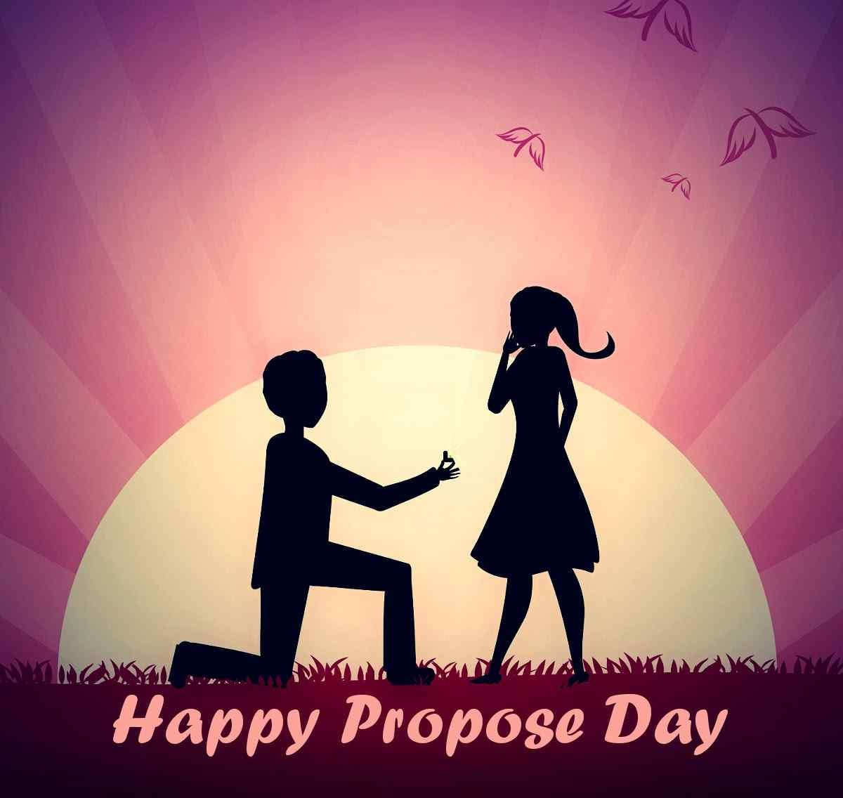 Happy Propose Day Shayari in Hindi for Girlfriend Boyfriend GF BF Wife Husband 2018