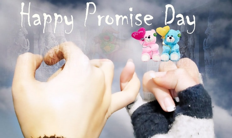 Promise day Whatsapp status for Girlfriend