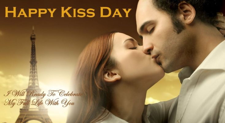 Happy Kiss Day Instagram HashTags Stories Facebook Tags Latest Trending 2018