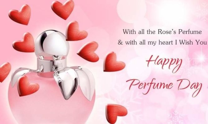 Happy Perfume Day SMS in Hindi | Messages | Quotes For Girlfriend