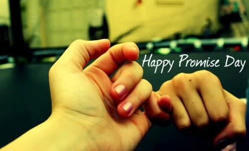 Promises to make on Promise Day in 2018 for Boyfriend & Girlfriend