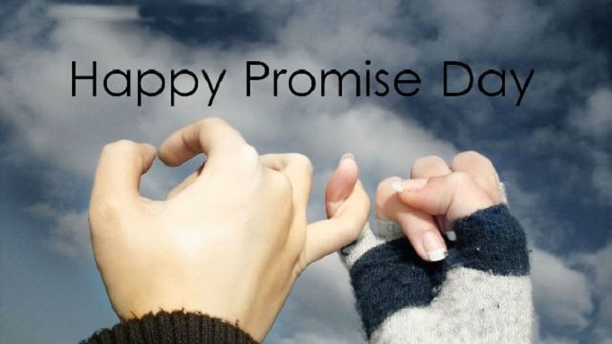 Happy Promise Day SMS for Girlfriend for 2018