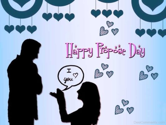 Happy Propose Day Facebook status for 2018 | Girlfriend | Boyfriend | Funny