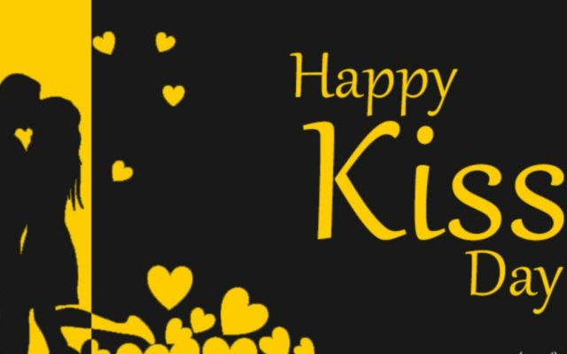 Happy Kiss Day Lines for Girlfriend Boyfriend in 2018|Husband Wife College friend