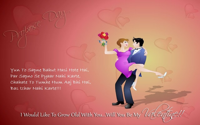 Happy Propose Day Images for boyfriend for 2018