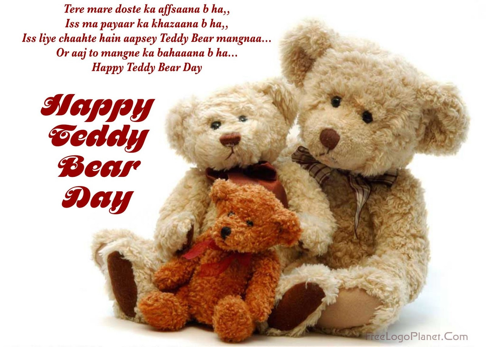 Teddy Day Wishes for Girlfriend in Hindi for 2018